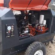 Аренда, прокат компрессора дизельного, электрического фото