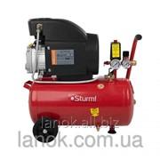 Воздушный компрессор Sturm 1600 Вт, 24 л AC9316 фото