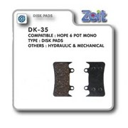 Колодка дисковая Zeit DK-35 фото
