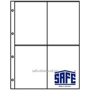 Лист для открыток стандартных - SAFE фото