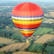 Прогулка на воздушном шаре фото
