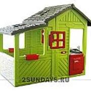 Smoby домик садовода 310300 фото