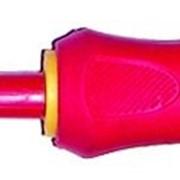 Отвертка диэлектрическая крестовая PH0x75мм 1000В CrV фото