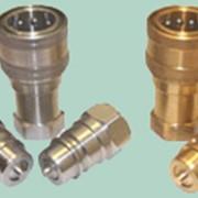 Быстроразъемные соединения (брс)ISO A AISI303 – AISI316 – ЛАТУНЬ фото