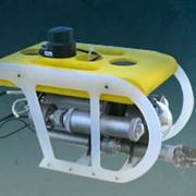 Телеуправляемый подводный аппарат Гном фото