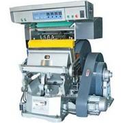 GUANFOIL TYMC-750 - пресс для тиснения фольгой (тигельный) фото
