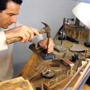 Услуги ювелирные, ремонт, модернизация ювелирных изделий в Киеве фото