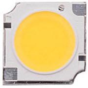 Светодиод COB 3W, 9-12V, 300mA, тёплый фото