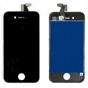 Дисплей для iPhone 4 Black + touchscreen ORIGINAL Без битых Пикселей фото