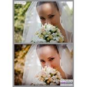 Пакетная обработка свадебных фотографий, ретушь фото