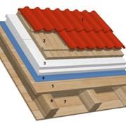 Теплоизоляция для наклонной крыши tepor фото