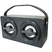 Колонка портативная с BLUETOOTH MP3 KTS-689F фото