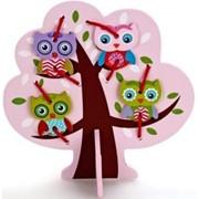 Шнуровка Дерево с совятами 76429 Mapacha Алматы фото