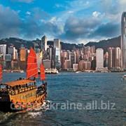 Авиаперевозка грузовая международная в Гонконг фото