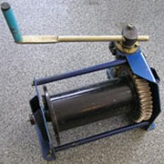 Лебедки УТМ - 0,8 (червячная) фото