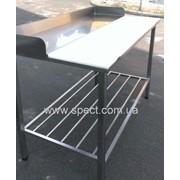 Стол для обвалки односторонний фото