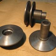 Шкив вариаторный (диски 2шт) к зернометателю самопередвижному ЗМ-60 фото