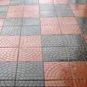 Тротуарная плитка фигурная фото