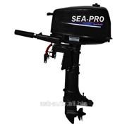 Лодочный Мотор Sea-Pro F4S фото