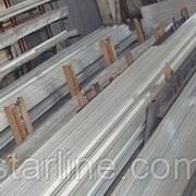 Алюминиевый швеллер 35х20х1,5 мм АД31 Т5 анодований фото