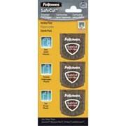 Сменные ножи для резаков Fellowes 3шт, фигурные (f.5411301) фото