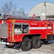 Автоцистерна пожарная АЦ 8,0 – 40 (4320) на шасси УРАЛ фото