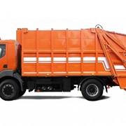Автомобиль-мусоровоз КрАЗ К12.R фото