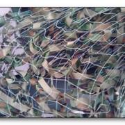 Маскировочная сеть (капроновое полотно) фото