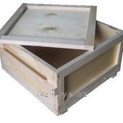 Деревянная тара, деревянные ящики, ящики из фанеры, строганной доски, ДВП, ДСП. фото