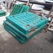 Плиты дробящие СМД-111 фото