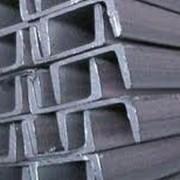 Швеллер стальной фото