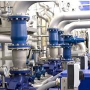 Монтаж систем водоснабжения и канализации фото