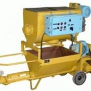 Штукатурный агрегат СО-154 А фото