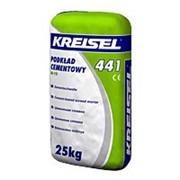 Стяжка цементная М15 KREISEL 441, 25кг фото