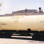 Вагон-цистерна модели 15-1443-06, Вагоны специализированные фото