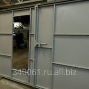 Изготовим гаражные ворота. фото