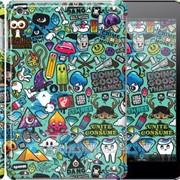 Чехол на iPad mini Стикер бомбинг 1 693c-27 фото
