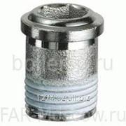 Хвостовик с тефлоновым уплотнением для вентилей 1/2, хромированный, артикул FD 8803 12 фото