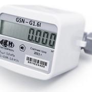 Счетчики газа бытовые. Ультразвуковой Бытовой счетчик газа GSN-G1.6I (с температурной коррекцией). фото