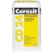 Шпатлевка для ремонта бетона Ceresit CD 24, 25 кг. фото