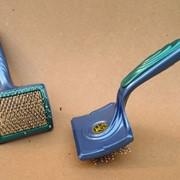 G14 – щетка пластиковая для «Кавказца» с каплями фото