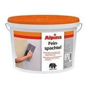 Шпатлёвка финишная Alpina Feinspachtel, 15 кг (производство РБ) фото