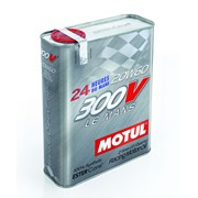 100% синтетическое моторное масло 300V LE MANS 20W60 2л - 825802 фото