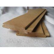 Полок ольха для бань и саун 28х90 мм, 3 м, сорт 1 фото