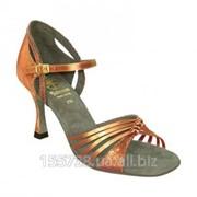 Обувь для танцев, женская латина, модель 725 фото