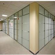 Стеклопрозрачные алюминиевые конструкции. фото