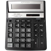 Калькулятор sdc-888xbk citizen фото