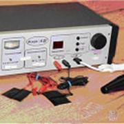 Аппарат АмДГ Искра-4 (дарсонвализация и гальванизация) фото
