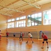 Спортивный и тренажерный залы фото