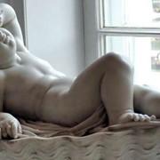 Скульптуры из мрамора, гранита, оникса. фото